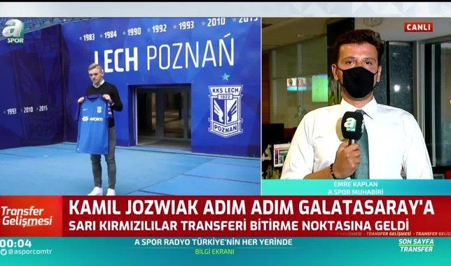 1597871848885 - Galatasaray Jakub Moder ve Kamil Jozwiak ile anlaştı