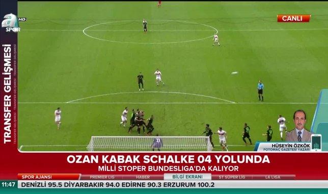 Ozan Kabak'ın yeni takımı belli oldu