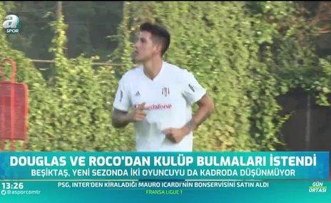 Beşiktaş'ta iki isme yol göründü!
