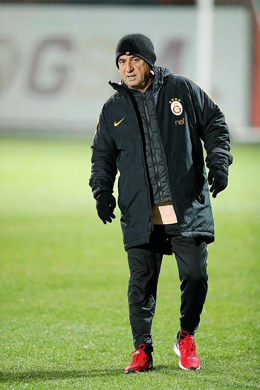Galatasaray'ın listesi ortaya çıktı