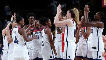 Kadın basketbolunda da şampiyon ABD!