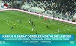 Karius Galatasaray derbilerinde yıldızlaşıyor