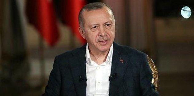 Başkan Erdoğan'dan Fenerbahçe sözleri