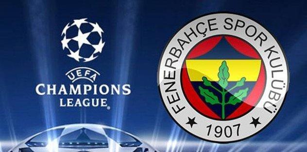 Fenerbahçe'nin tek tesellisi Devler Ligi