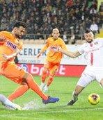 Antalyaspor'da 8 haftalık 3 puan hasreti