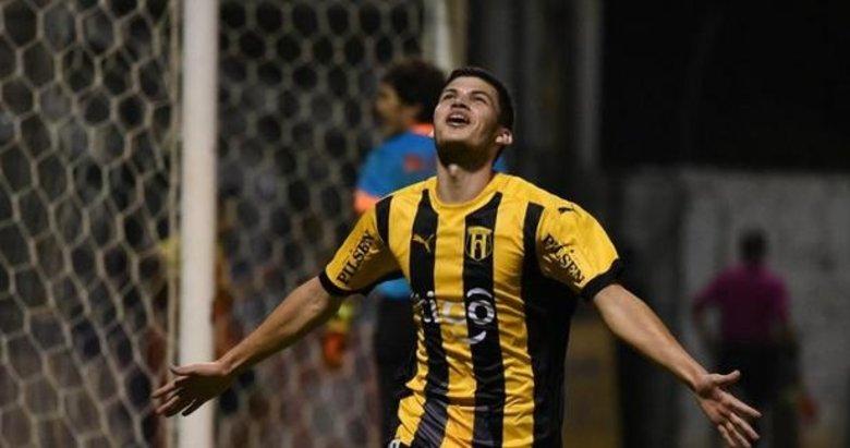Beşiktaş için Rodrigo Bogarin iddiası