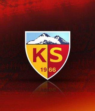Kayserispor yeni sezon formasını tanıttı