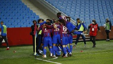 Trabzonspor Çaykur Rizespor: 2-1 (MAÇ SONUCU - ÖZET)