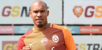 Galatasaray'a Nigel de Jong müjdesi!