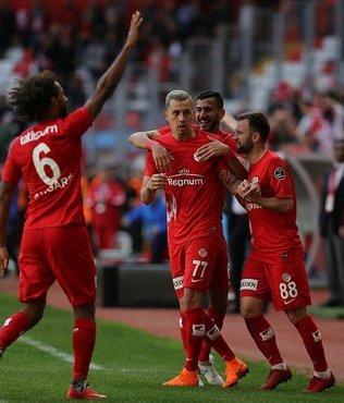 Antalyaspor nefes aldı