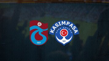 Trabzonspor - Kasımpaşa maçı saat kaçta ve hangi kanalda?