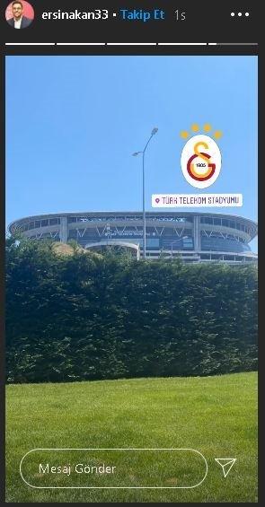 menajerinden flas paylasim galatasaray ve transfer 1596371180926 - Menajerinden flaş paylaşım! Galatasaray ve transfer...