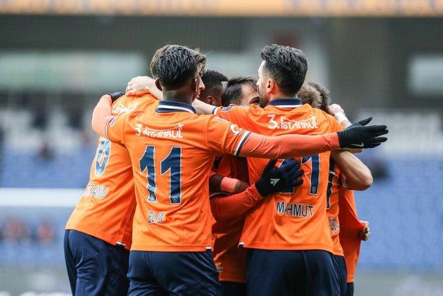 Başakşehir - BB Erzurumspor maçından kareler