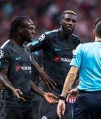 Çakır'ın penaltısı Chelsea'yi durduramadı!
