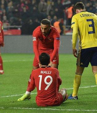 Türkiye, İsveç'e 1-0 kaybetti! Milliler C Ligi'ne düştü...