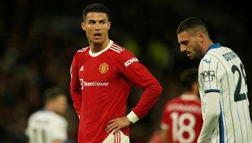 Merih'in golü yetmedi! Ronaldo skoru belirledi