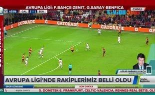 Uğur Karakullukçu Benfica ve Zenit'i değerlendirdi