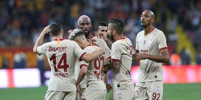 Kayserispor 2 - 3 Galatasaray | MAÇ SONUCU (ÖZET)
