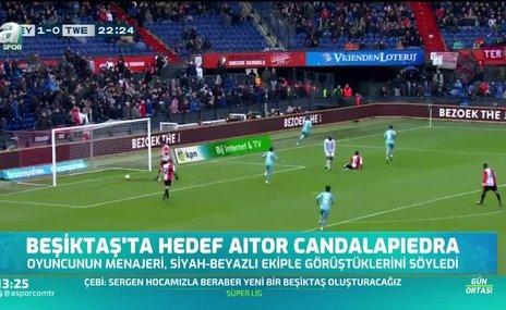 Menajeri Beşiktaş'ı doğruladı! Transfer...