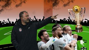 Son dakika spor haberi: Kartal şampiyonluğa koşuyor! İşte Beşiktaş'ın muhtemel Erzurumspor 11'i