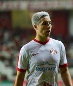 Antalyaspor, Nasri ile yollarını ayırdı