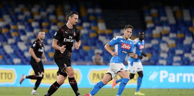 Napoli 2-2 Milan   MAÇ SONUCU - Futbol -