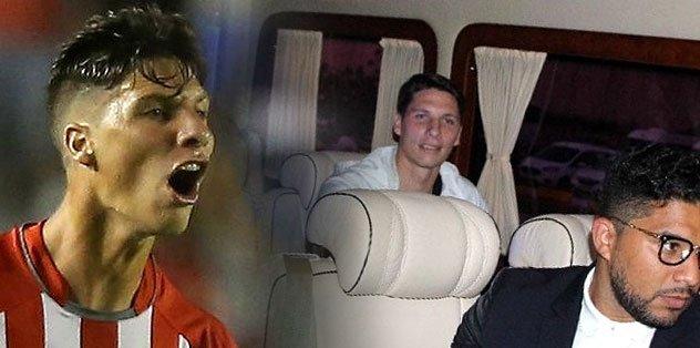 Trabzonspor Campi'yi KAP'a bildirdi! Son dakika transfer haberleri...