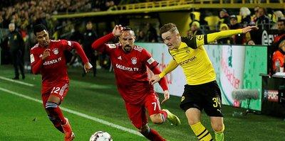 Borussia Dortmund 3-2 Bayern Münih