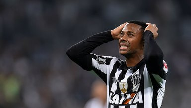 Santos ends contract with Robinho after sponsor complaints