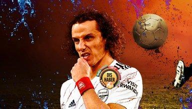 Son dakika transfer haberi: Adana Demirspor'dan bir bomba daha! David Luiz'e teklif yapıldı