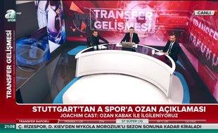 Stuttgart'tan Ozan Kabak açıklaması
