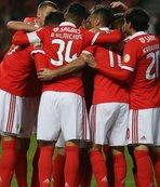 İşte 9 maddede Benfica!