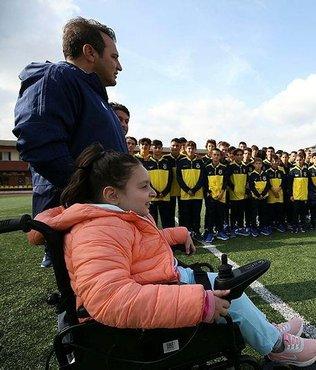 Fenerbahçe altyapı futbolcularındanörnek davranış