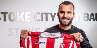 Stoke City, Jese Rodriguez'i kadrosuna kattı