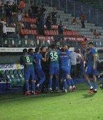 Rizespor'dan tarihi geri dönüş!
