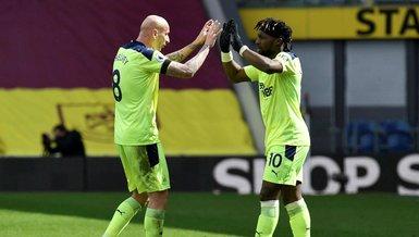 Burnley - Newcastle United: 1-2 (MAÇ SONUCU - ÖZET)