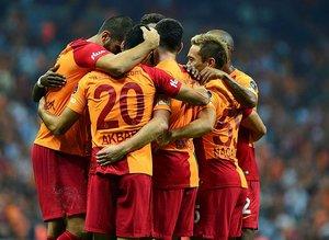 Galatasaray Avrupa'nın zirvesinde!