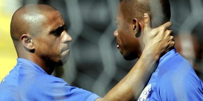 Roberto Carlos ikna etti