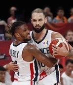 FIBA Dünya Kupası'nda üçüncü Fransa oldu!
