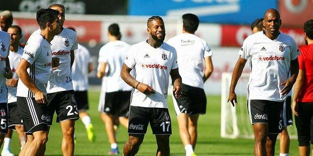 Beşiktaş, Bursaspor maçına hazır