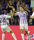 Real Valladolid, Enes Ünal ile kazandı