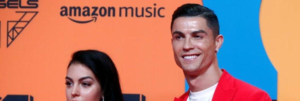 Ödül gecesine Ronaldo damgası!