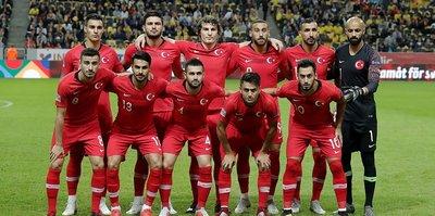 Milli maç Antalya'da!
