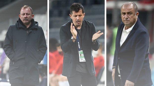Son dakika spor haberleri | İşte Beşiktaş Fenerbahçe ve Galatasaray'ın kalan maçları! #