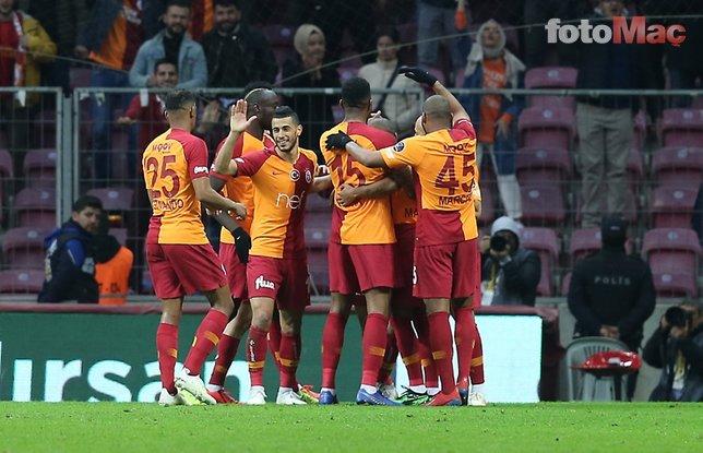 Hakem Galatasaray'a maçı verdi!