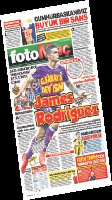 galatasaraya rodriguez mujdesi yetki verildi 1597953642782 - Galatasaray'a James Rodriguez müjdesi! Yetki verildi
