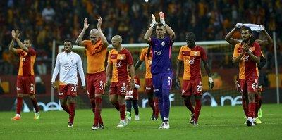 Galatasaray yüzde 57.1 şampiyon