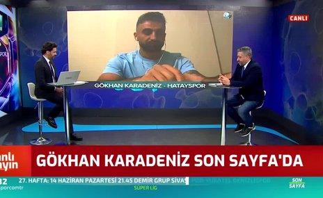 """Canlı yayında açıkladı! """"Galatasaray forması giymek istiyorum"""""""