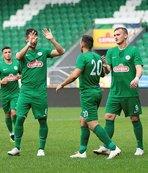 Rizespor, hazırlık maçında Batumi'yi mağlup etti