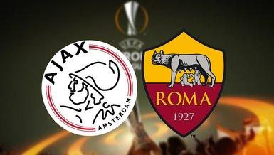 Ajax Roma maçı ne zaman saat kaçta hangi kanalda CANLI yayınlanacak?